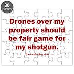 Drones R Fair Game Puzzle