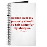 Drones R Fair Game Journal