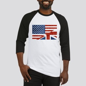glitter usa uk Baseball Jersey