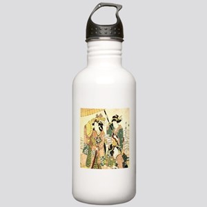 Princess and Maids Uki Stainless Water Bottle 1.0L