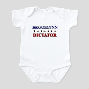 BROOKLYNN for dictator Infant Bodysuit