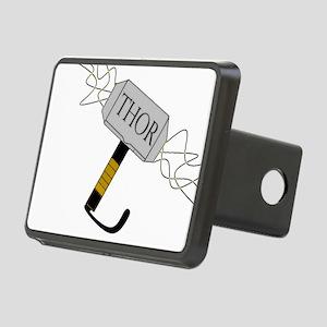 THOR'S Hammer Rectangular Hitch Cover