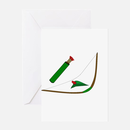 Robin Hood Greeting Cards