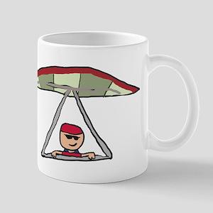 Hang Gliding 2 Mugs