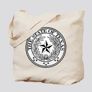 Texas State Seal Tote Bag