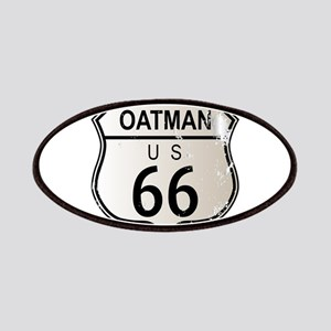 Oatman Route 66 Sign Patch