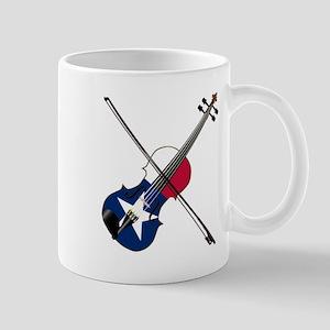 Texas Fiddle Mugs
