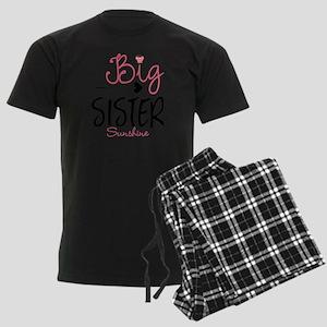 Big Sister Arrow Butterflyl Personalized Pajamas
