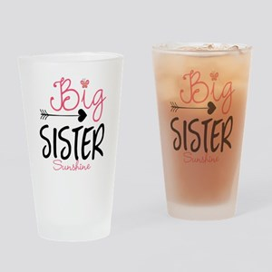 Big Sister Arrow Butterflyl Personalized Drinking