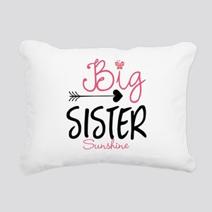Big Sister Arrow Butterflyl Personalized Rectangul