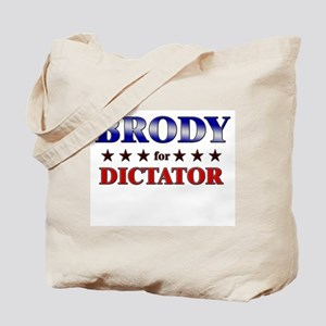 BRODY for dictator Tote Bag