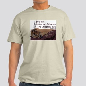 T-Shirt Ash Grey Men's