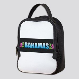 Bahamas Neoprene Lunch Bag