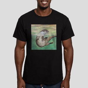 Playful River Otter T-Shirt