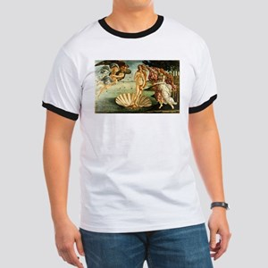 Sandro Botticelli The Birth Of Venus T-Shirt