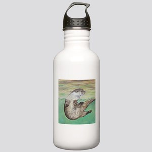 Playful River Otter Stainless Water Bottle 1.0L