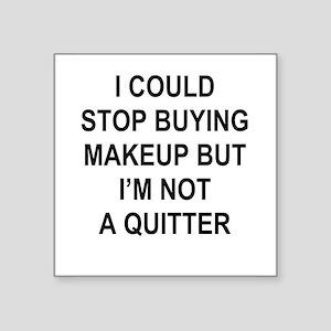 Buying Makeup Sticker