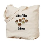 Muffin Men Tote Bag