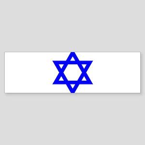 Flag of Israel Bumper Sticker