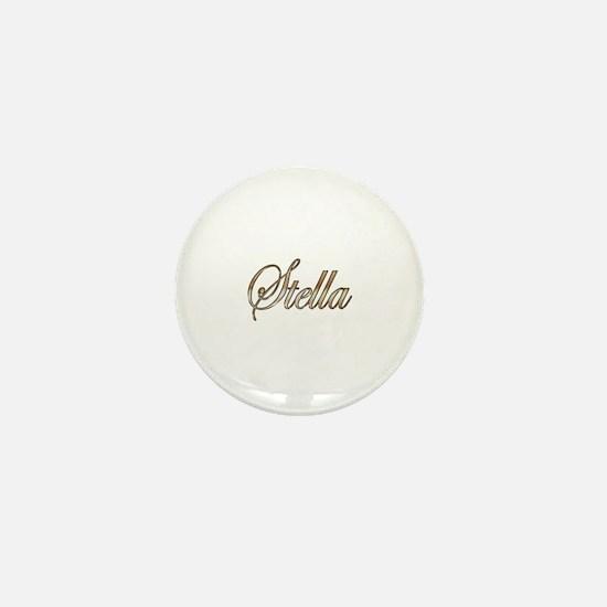 Cute Stella Mini Button
