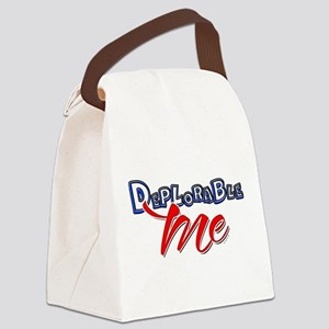 Deplorable ME Canvas Lunch Bag