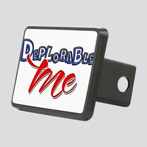 Deplorable ME Rectangular Hitch Cover
