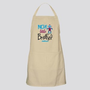 Little Brother Robot Personalized Apron