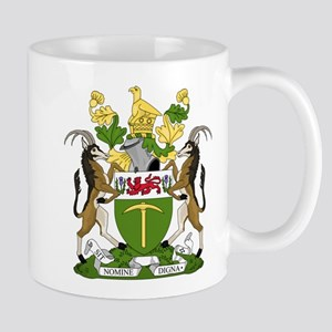 Coat of arms of Rhodesia (1924–1981) Mugs
