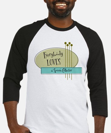 Everybody Loves a Spoon Collector Baseball Jersey