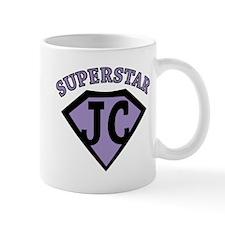 JC Superstar in purple Mugs