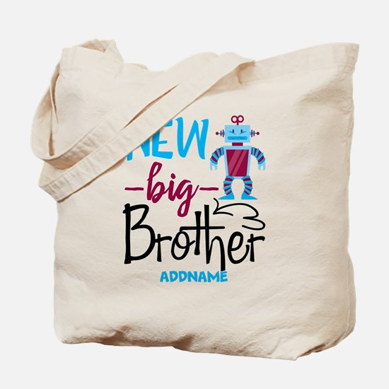 Big Brother New Big Brother Robot Personalized Tot