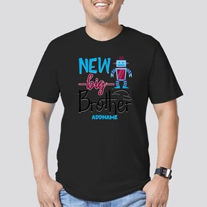 Big Brother New Big Brother Robot Personalized T-S