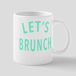 Lets Brunch Mugs