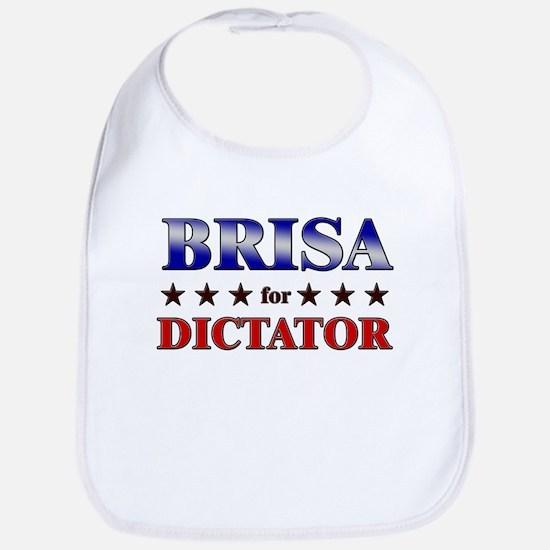 BRISA for dictator Bib
