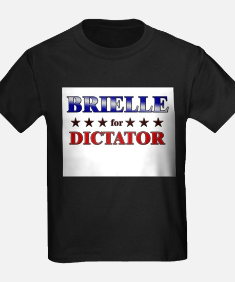 BRIELLE for dictator T