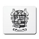 PURCHIS FAMILY CREST Mousepad
