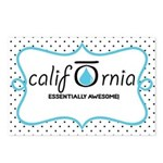 CALI OILS Postcards (Package of 8)