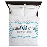 CALI OILS Queen Duvet