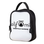 CALI OILS Neoprene Lunch Bag