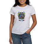 Purchis Crest (color) Women's T-Shirt