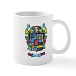 Purchis Crest (color) Mug