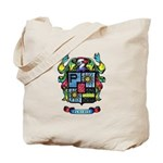 Purchis Crest (color) Tote Bag