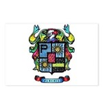 Purchis Crest (color) Postcards (Package of 8)