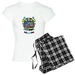 Purchis Crest (color) Women's Light Pajamas