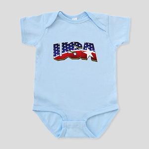 Team USA Shirt Body Suit