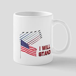 I will stand Mugs