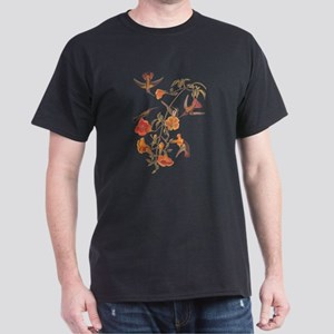 Mangrove Hummingbird Vintage Audubon Birds T-Shirt