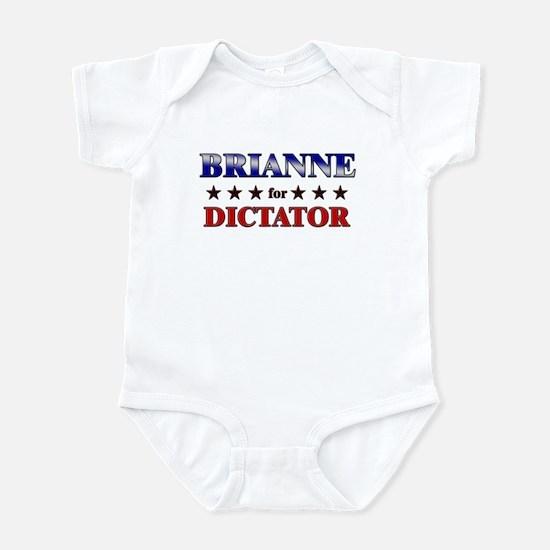BRIANNE for dictator Infant Bodysuit