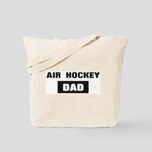 AIR HOCKEY Dad Tote Bag