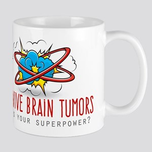I Survive Brain Tumors Mugs